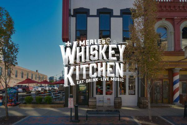 Merles Whiskey Kitchen Logo